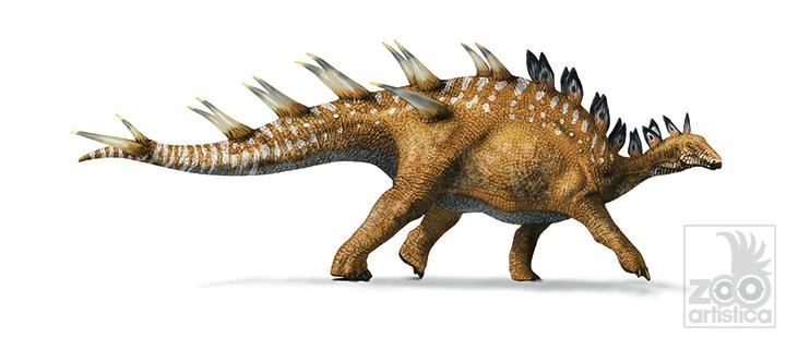 Kentrosaurus aetheopicus